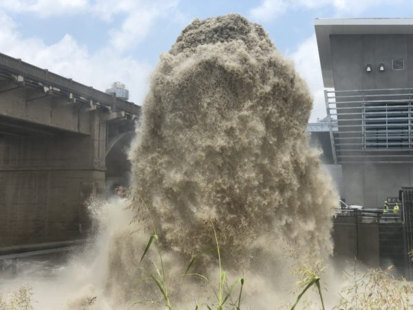 State-of-the-art stormwater pumps to enhance flood protection in Dallas