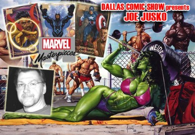 MARVEL MASTERPIECES, CONAN and VAMPIRELLA artist Joe Jusko comics to DCS Sept 16-17