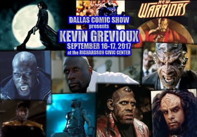 UNDERWORLD creator & NEW WARRIORS writer Kevin Grevioux comes to DCS Sept 16-17