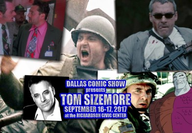 SAVING PRIVATE RYAN, HEAT and TWIN PEAKS star Tom Sizemore comes to DCS Sept 16-17