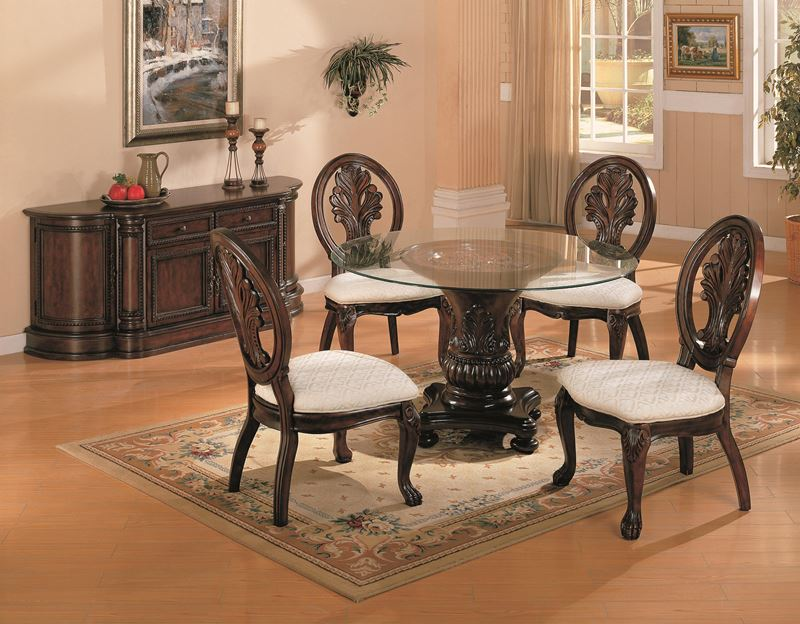 Dallas Designer Furniture Tabitha Formal Dining Room Set