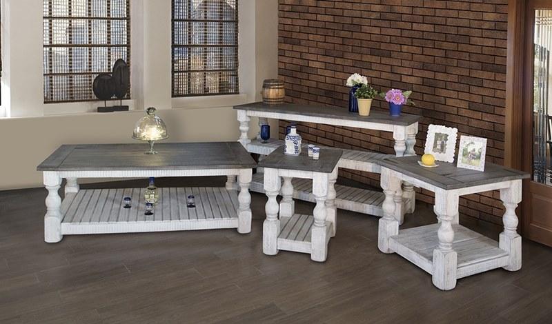ifd furniture 469 stone rustic coffee table set dallas designer furniture