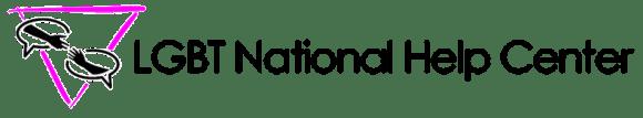 LGBT National Help Center Logo
