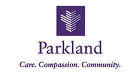 Parkland Hospital Logo