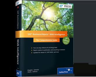 SAP Press Web Intelligence 3rd Edition