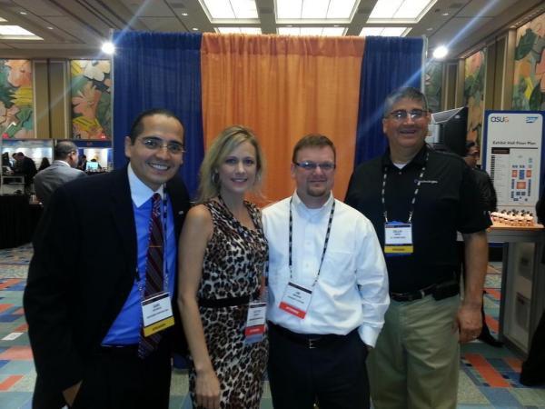 Gabe Orthous, Heather Sinkwitz, Jim Brogden and Dallas Marks, SAP Press authors