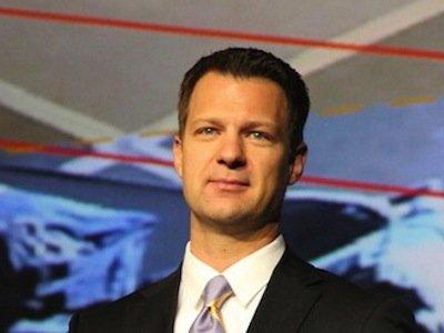 Steve Lucas, SAP Vice President