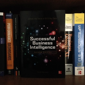 Successful Business Intelligence by Cindi Howson book cover