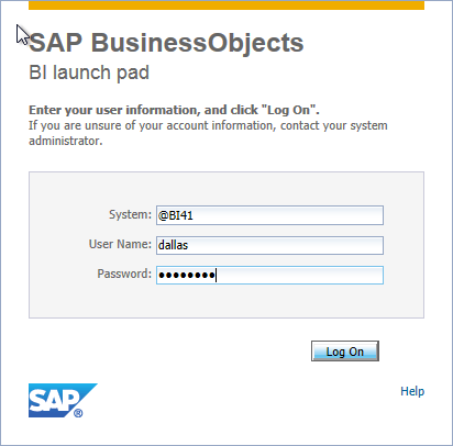Customizing SAP BusinessObjects BI 4.1 and BI 4.2
