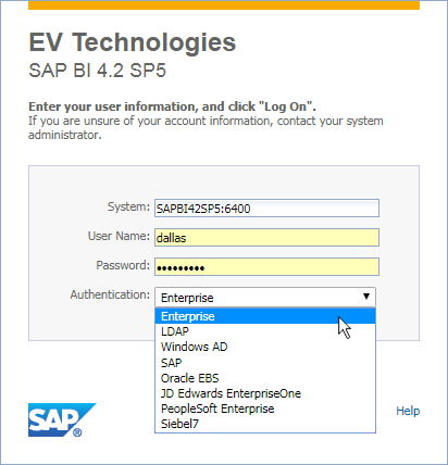 New BI Launch Pad Customization in SAP BI 4.2 SP5