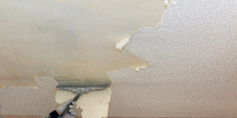 How Much Does Popcorn Ceiling Removal Cost Dallas Paints