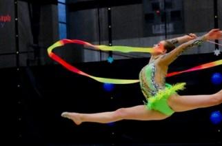 Rhythmic Gymnastics in Dallas, Rhythmic Ribbon of Texas, Ритмическая гимнастика в Далласе, школа ритмической гимнастки, Ella Rasin, Элла Разина, Ashley Hodge