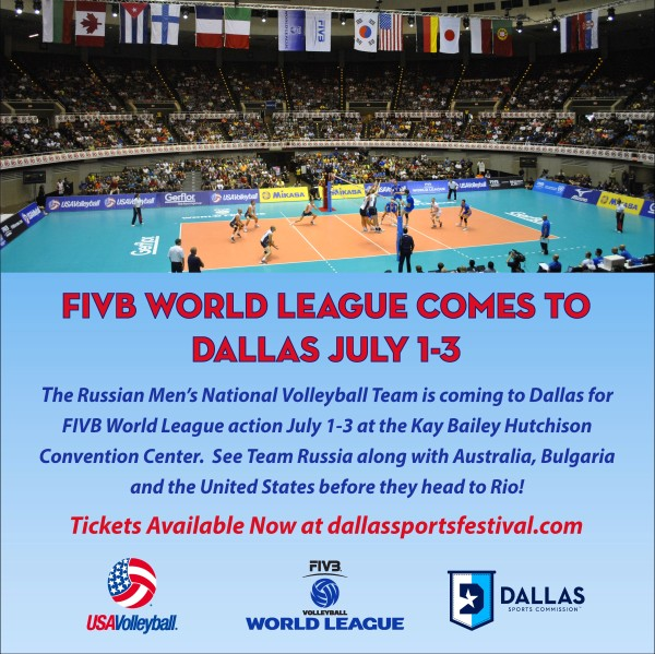 FIVB Dallas Telegraph_600