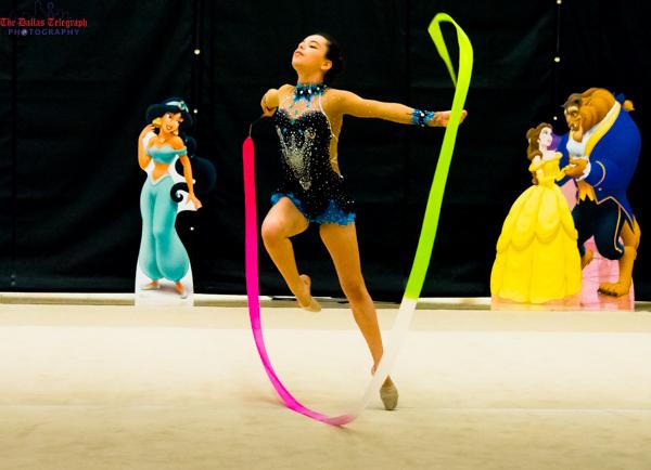 The World of Rhythmics Meets Disney Fairytale