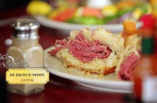 Далласcкий ресторан Deli News прославился на весь русскоязычный мир