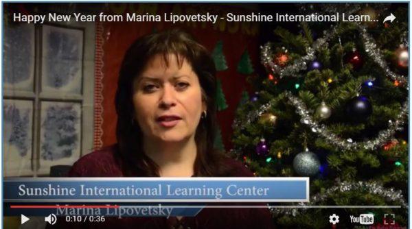 Marina Lipovetsky - Sunshine International Learning Center