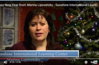 Marina Lipovetsky - Sunshine International Learning Center