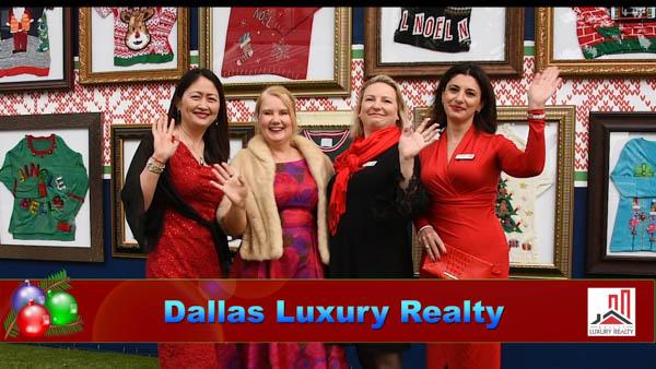 🎄 Тысячи клиентов Dallas Luxury Realty в эти дни готовятся к праздникам в новых домах, купленных в 2019 году с помощью агентства. 🎄 Katya Woods, Larisa Dostal, Zharkynay Nokerban и Diana Eritcian желают Новогоднего настроения Вашей семье, теплоты общения и множество ярких моментов на весь наступающий год!