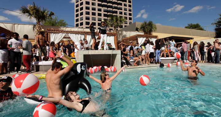 Sisu Uptown Resort Pool Party Dallas VIP