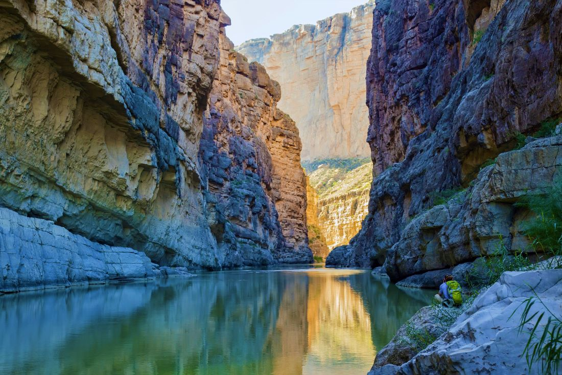 Big Bend National Park - Fall Travel in Texas