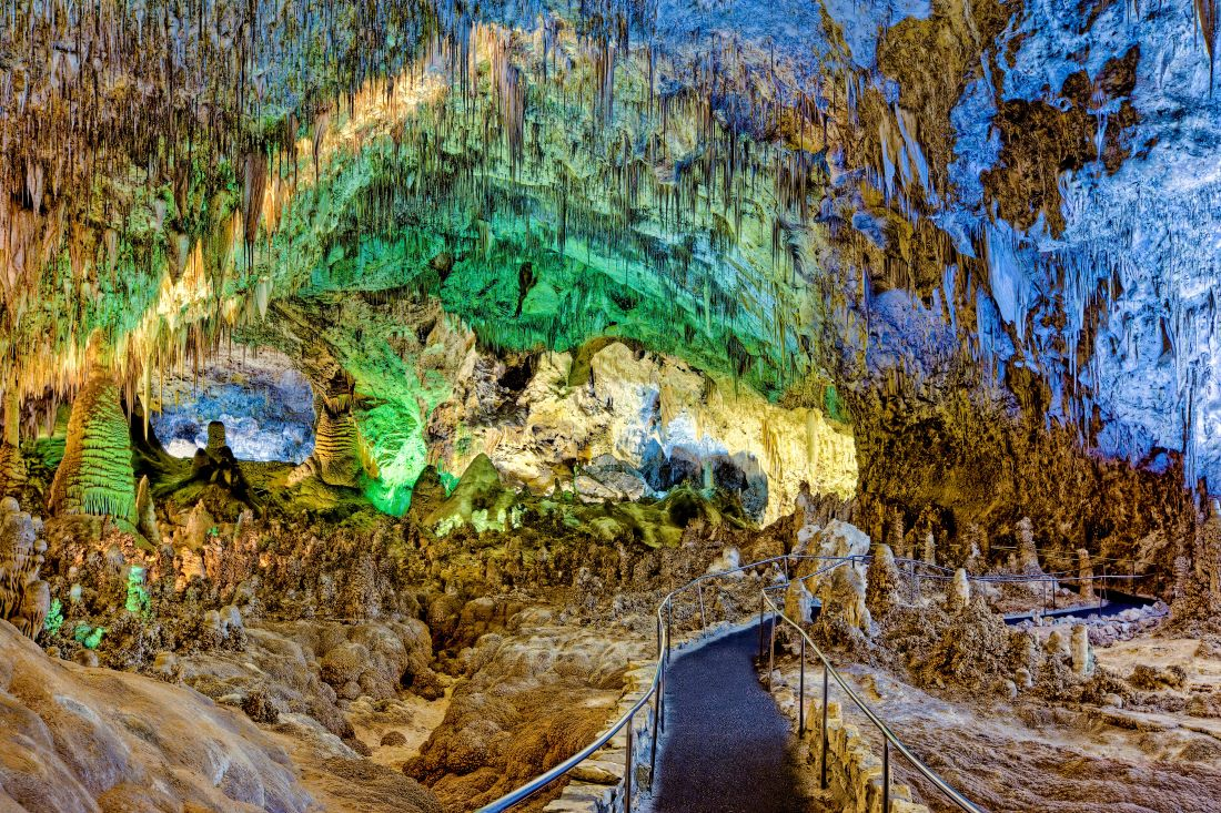 Carlsbad Caverns New Mexico - Fall Trips from Dallas