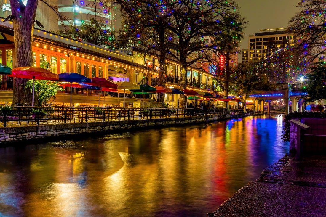 San Antonio Texas - Fall Travel from Dallas