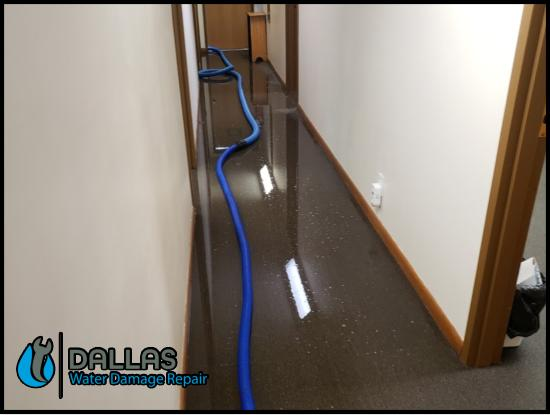 commercial restoration cleanup residential water damage removal dallas 140