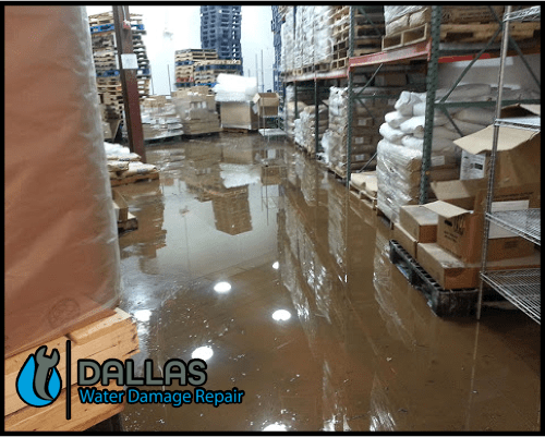 dallas water damage repair restoration commercial residential home office 39