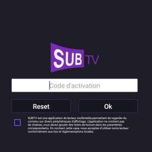 SUBTV 12MOIS