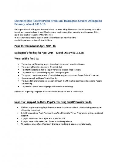 PPG Statement 2015-16