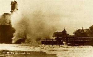 Storm Dunoon 1912