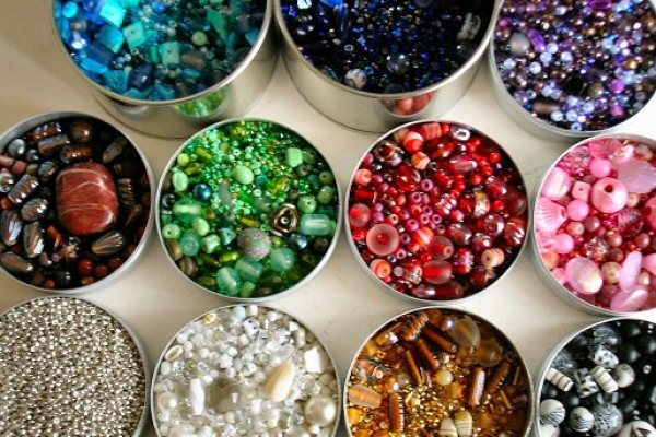 """Bead Palette"" v. Heather aka Molly (CCBYNCND) by Flickr"