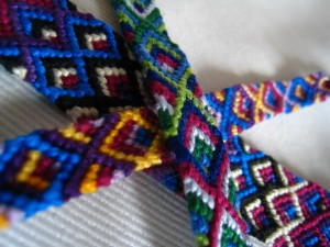"""Friendship Bracelets"" v. Traci Lawson (CCBY) by Flickr"