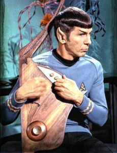 Spocks Harfe
