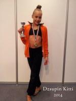 A fitnesz tánc jövő bajnoka jelenti az esküvőről – Dzsupin Kitti beszámolója
