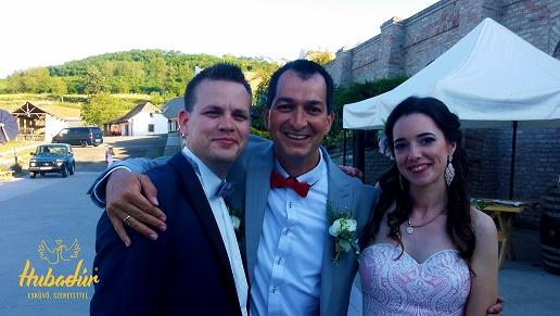 Magyarország borvidékei - Bodri Pincészet esküvő