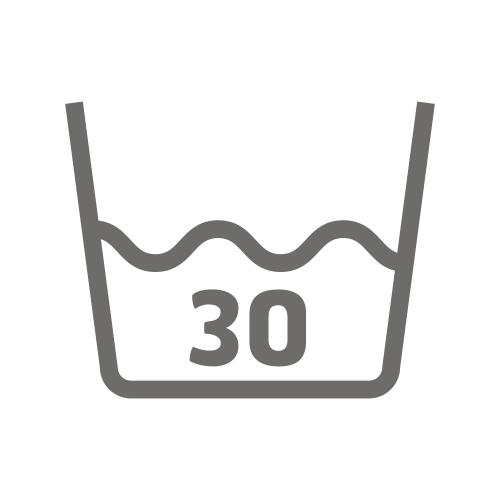 Maskintvätt 30°