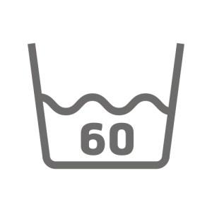 Maskintvätt 60°