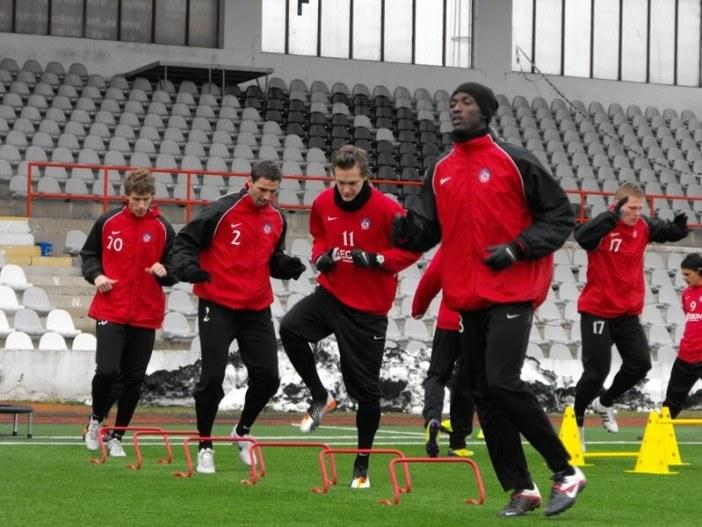 trencin treningove pomocky individualny trening futbal dalsomto