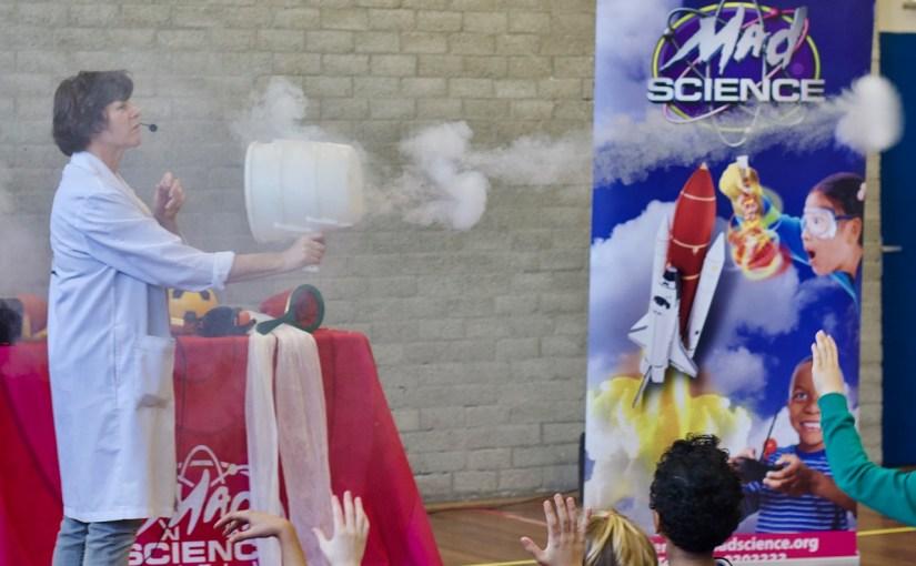 Mad science op Het Palet