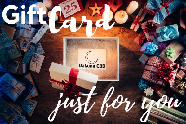 DaLuna CBD Giftcard