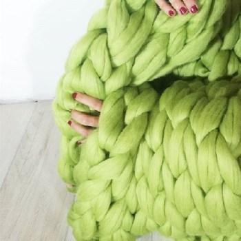 Coperta Cloudy Wool