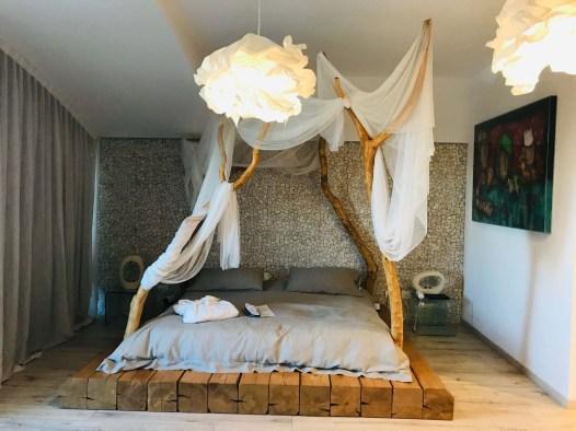 Hotel Abano Ritz la camera in mezzo al bosco