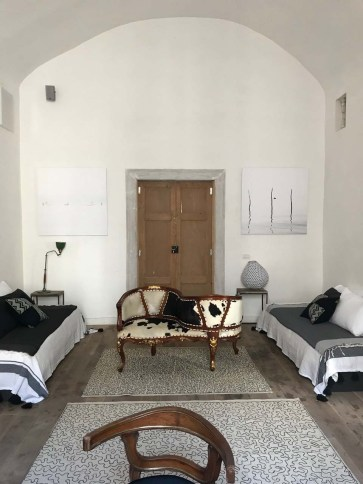 Interno Palazzo San Felice