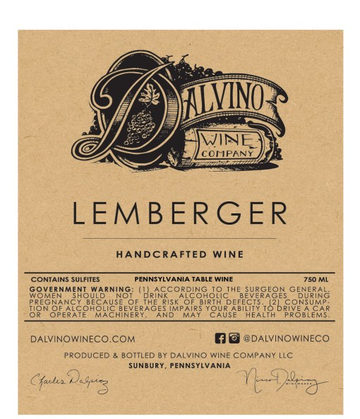 LEMBERGER 750ML