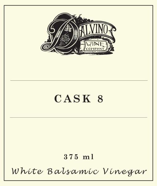 CASK 8 WHITE