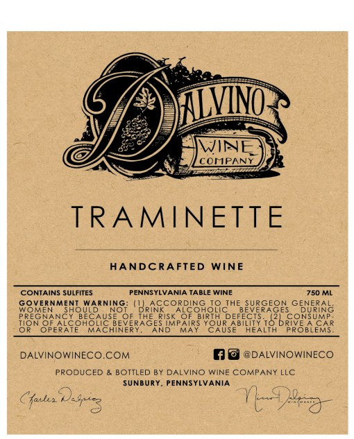 TRAMINETTE 750ML