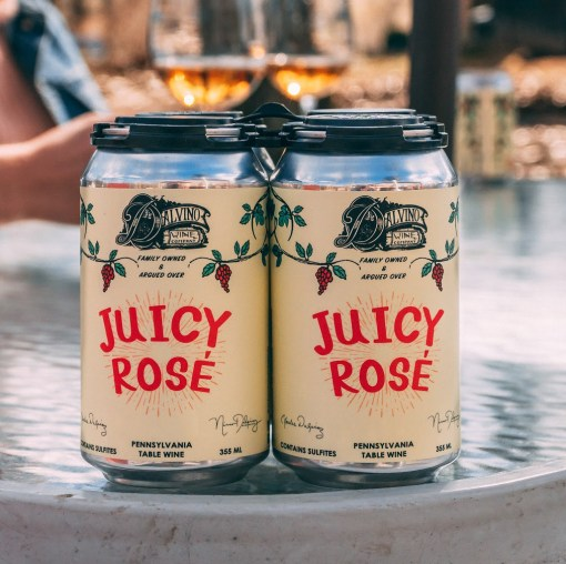 Juicy Rosè 4pk