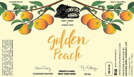 Golden Peach 750 ML-01