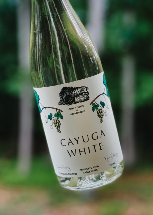 Cayuga White